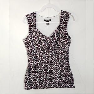 White House Black Market Contour Dress Tank Top